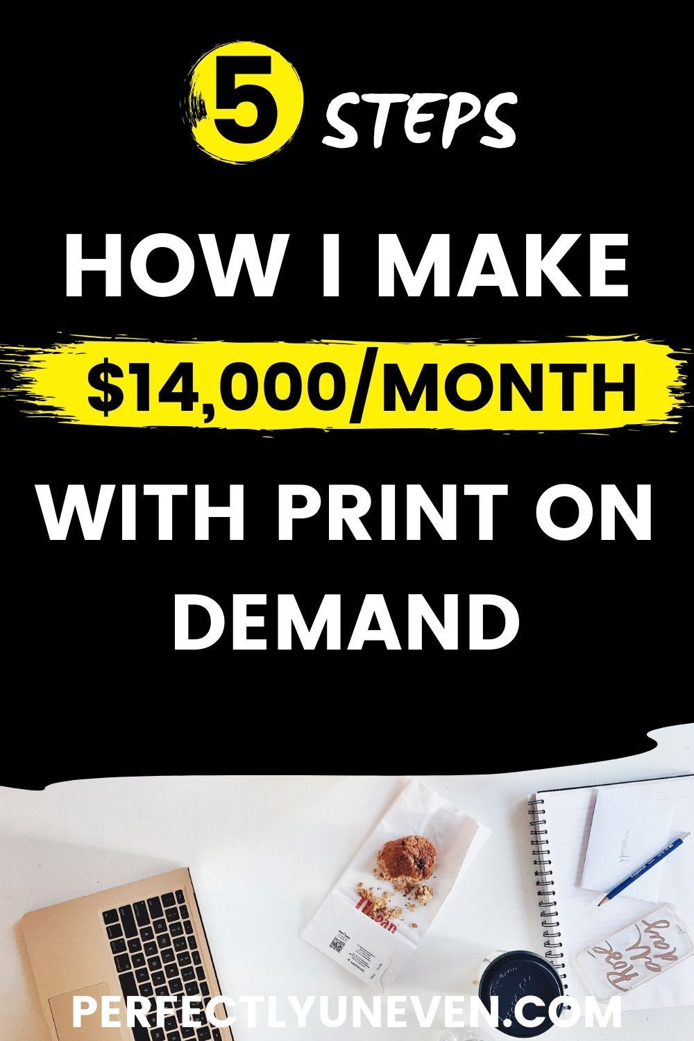 Ultimate Guide What Is Print On Demand 12,000K/Month in