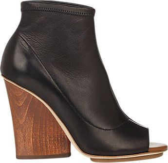 Maiyet Stretch Wedge Booties - Ankle Boots - Barneys.com