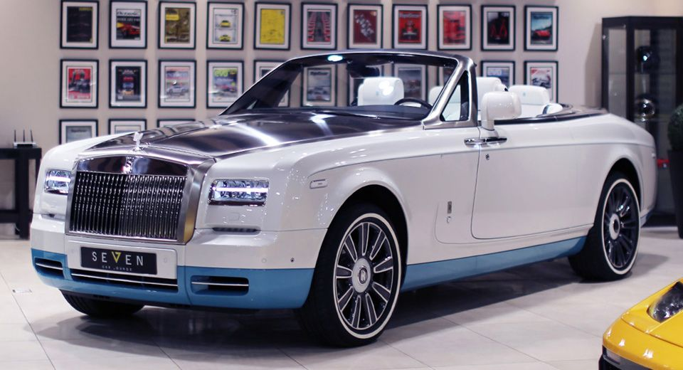 The Last Rolls Royce Phantom Drophead Coupe Is Up For Sale Carscoops Rolls Royce Phantom Drophead Rolls Royce Phantom Rolls Royce