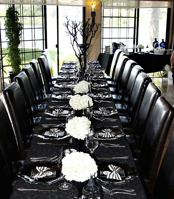 the nightmare before christmas wedding table My Style Pinterest
