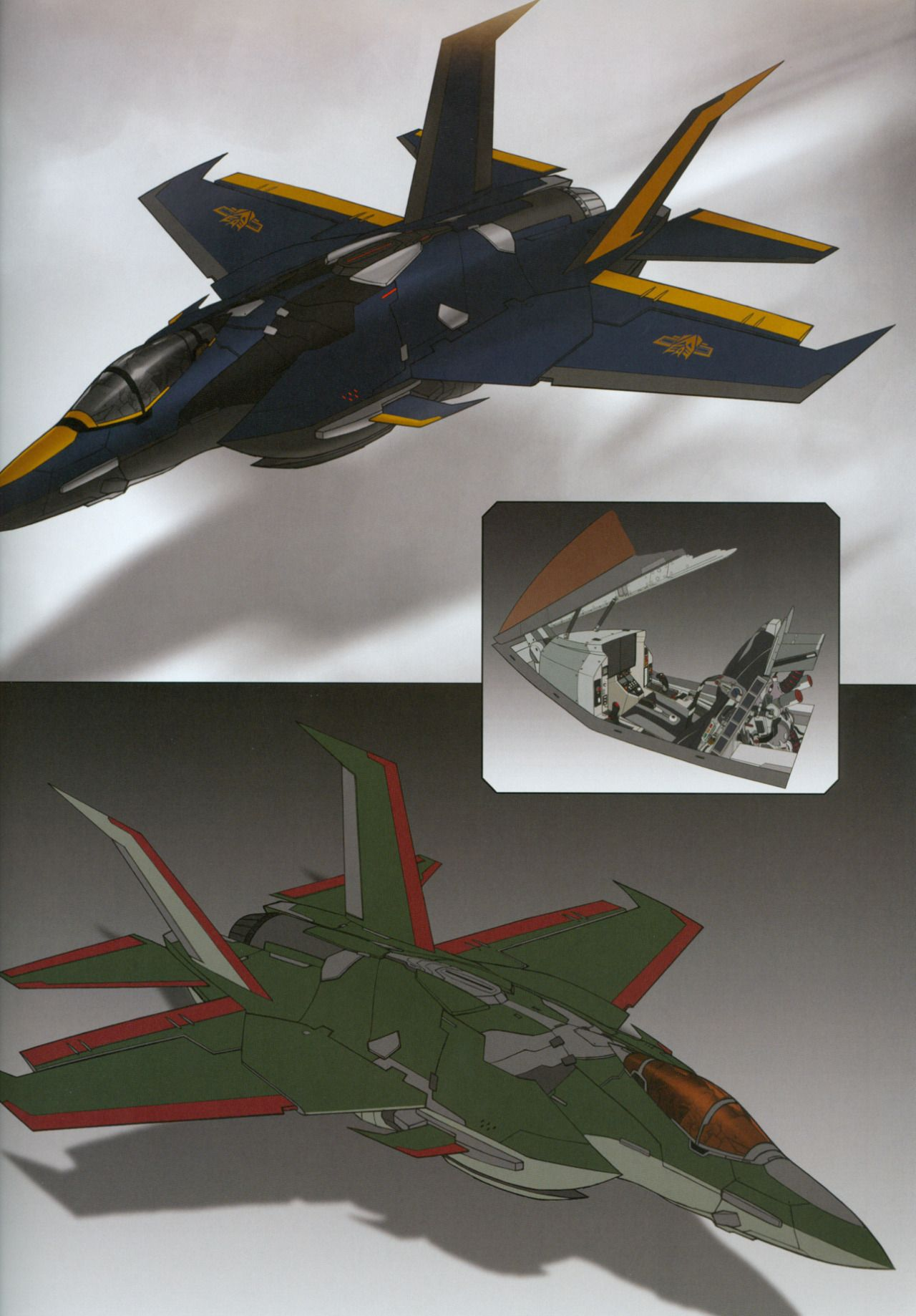 pharaoh-doll — Dreadwing and Skyquake Transformers: Art Of ...