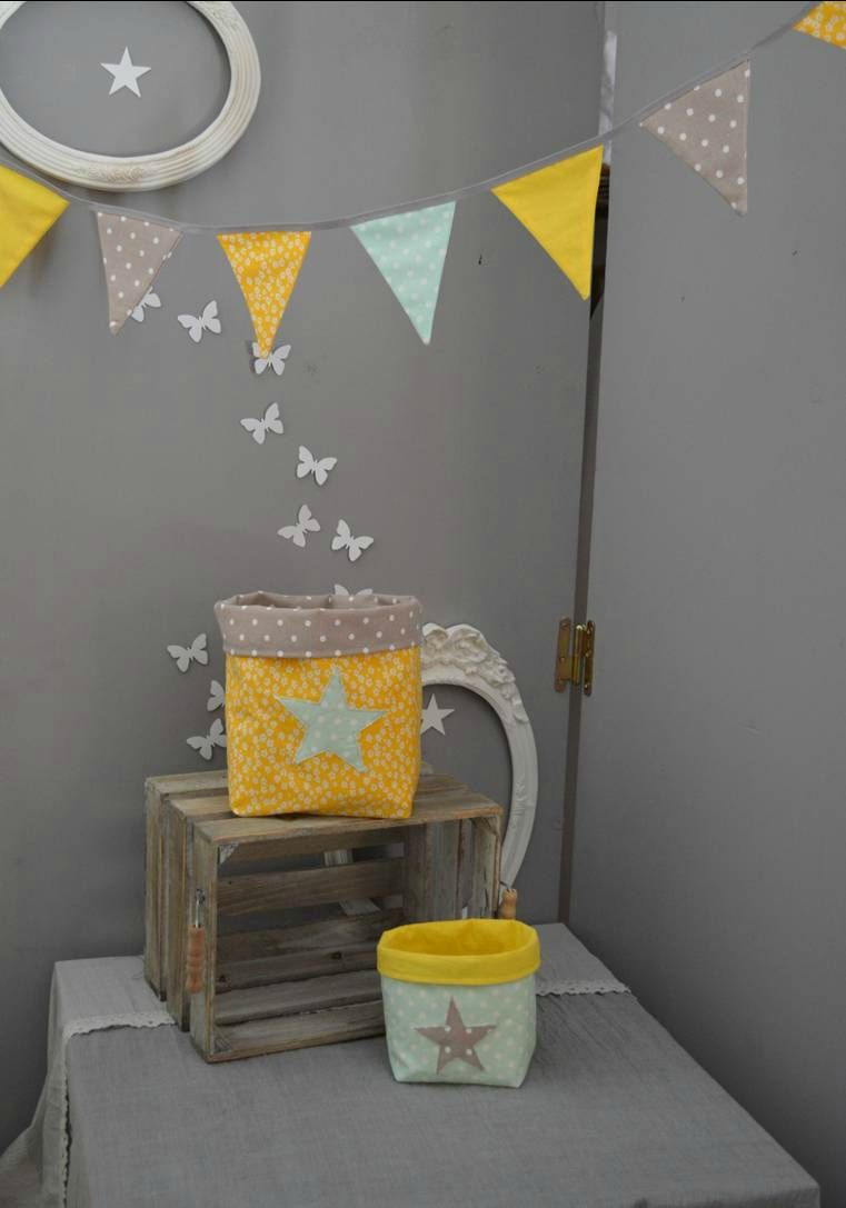 1000 images about chambre bb on pinterest - Chambre Jaune Et Gris Bebe