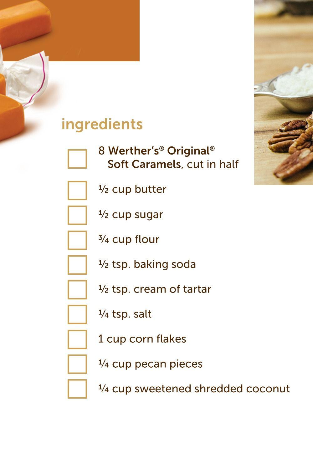 4 Step Pecan Caramel Crunch Cookies Caramel Crunch Chocolate Cookie Recipes Cookie Recipes Homemade