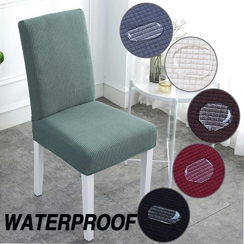 Waterproof Decorative Chair Covers New Listing Dining Room Chair Covers Slipcovers For Chairs Decorative Chair