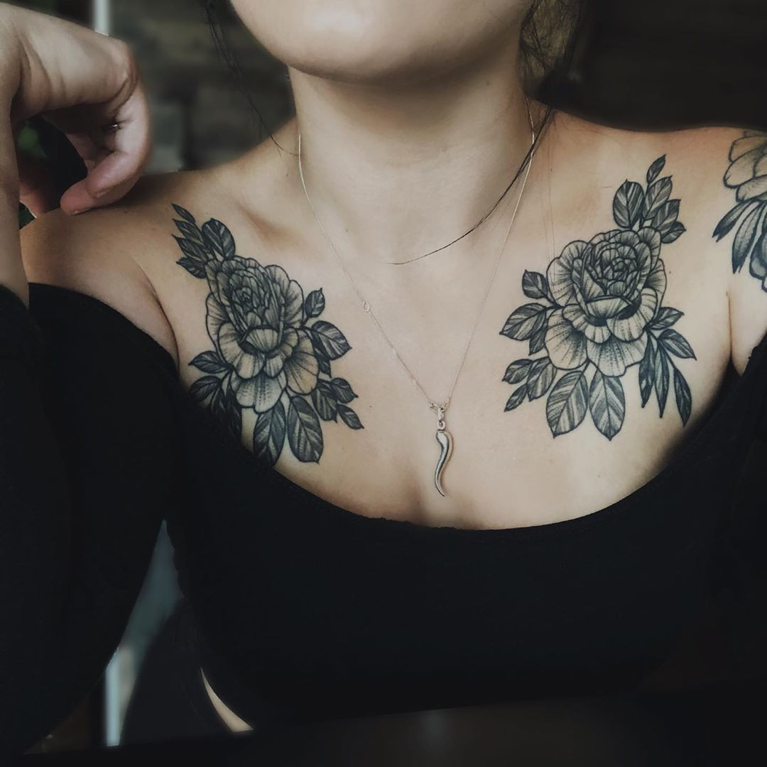 44+ Amazing Small chest cover up tattoos image ideas