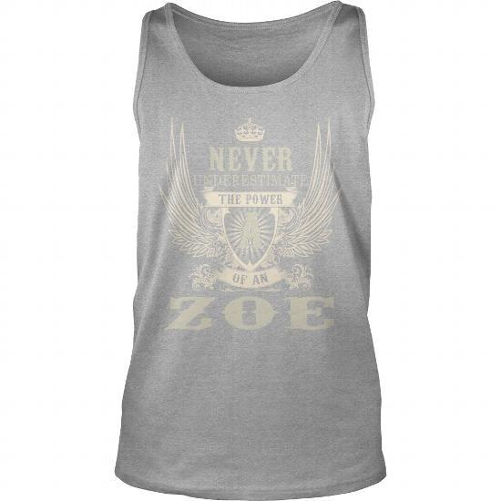 I Love ZOE ZOEYEAR ZOEBIRTHDAY ZOEHOODIE ZOENAME ZOEHOODIES  TSHIRT FOR YOU Shirts & Tees