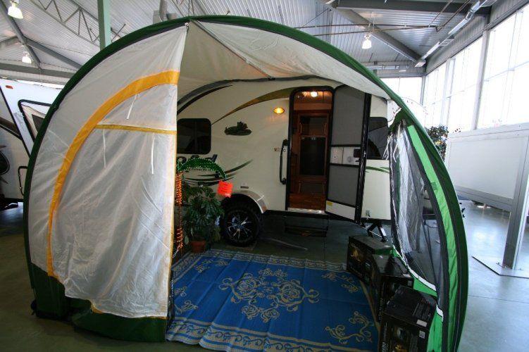 Awning/screen | Rv screen rooms, R pod, Pod camper