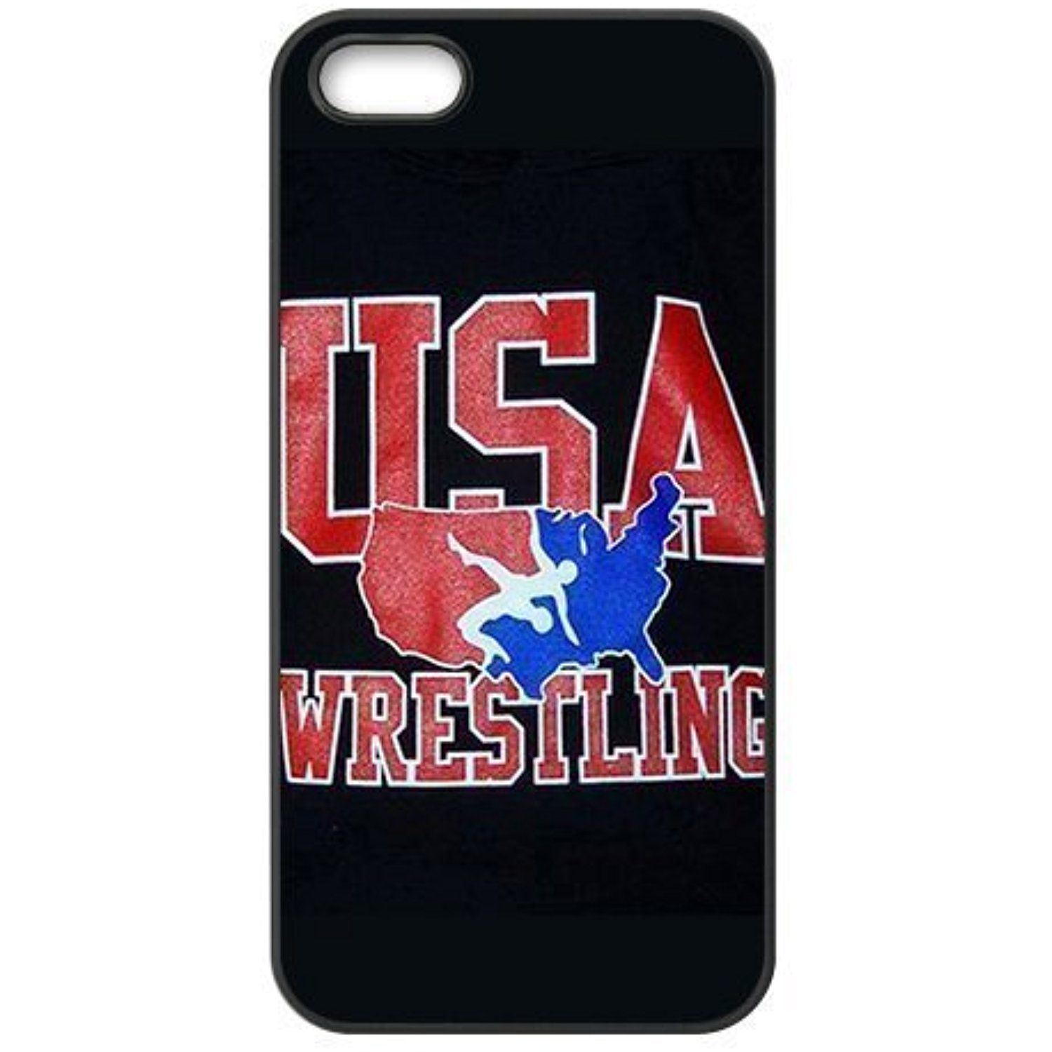 Iphone 5 S Libre Usa Wrestling Logo Phone Case For Iphone 5s Case See This Great