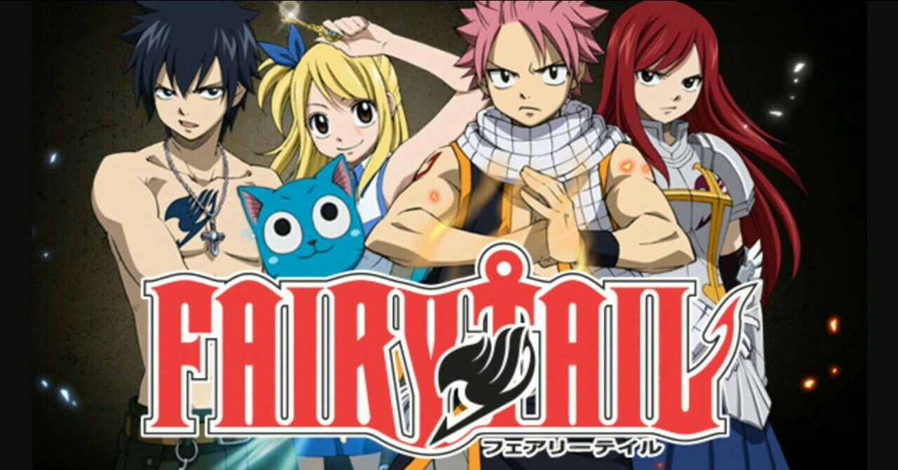 Fairy tail is my favorite anime i love it with images