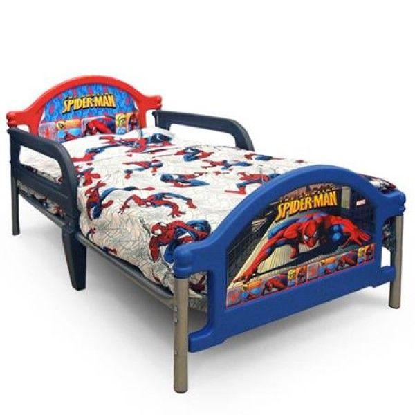 Buy Online Spider Man Toddler Bed In Pakistan Zubaidas Where To Shop