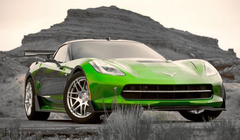 'Corvette E-Ray' Trademarked By Chevy, Hinting At Electric Vettes