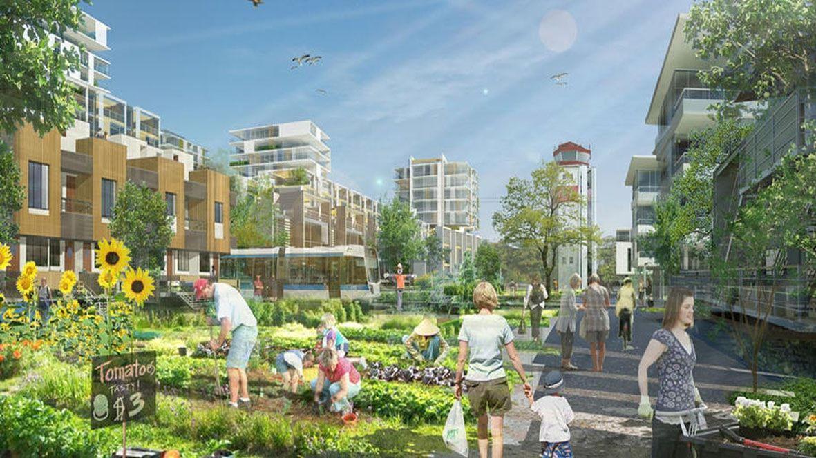 """Cresce nos EUA novo modelo de comunidade planejada com fazendas comunitárias chamado""""agrihoods"""" - Stylo Urbano"""
