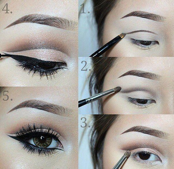 Wedding Eye Makeup Hooded Eyes : Cut Crease Makeup for Hooded Eyes ~ Calgary, Edmonton ...