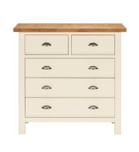 5898afa3b6bc Padstow 3+2 Drawer Chest | Bedroom | Chest of drawers, Drawers ...