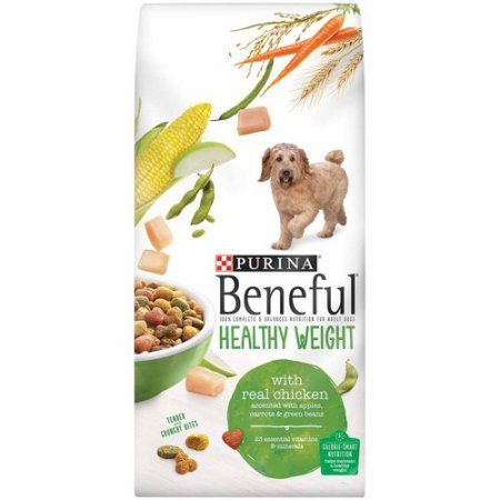 Purina Beneful Healthy Weight With Real Chicken Dry Dog Food 6 3