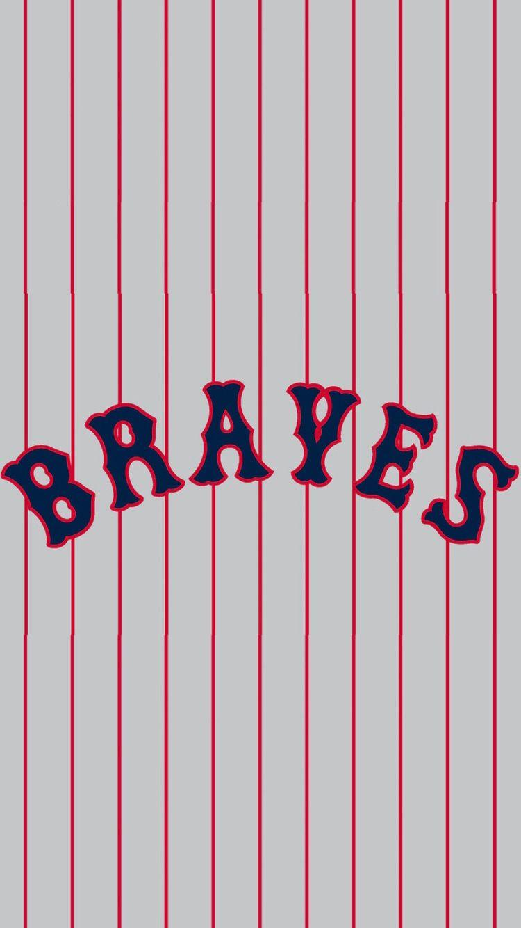 Boston Braves 1926 In 2020 Atlanta Braves Braves Baseball Brave Wallpaper