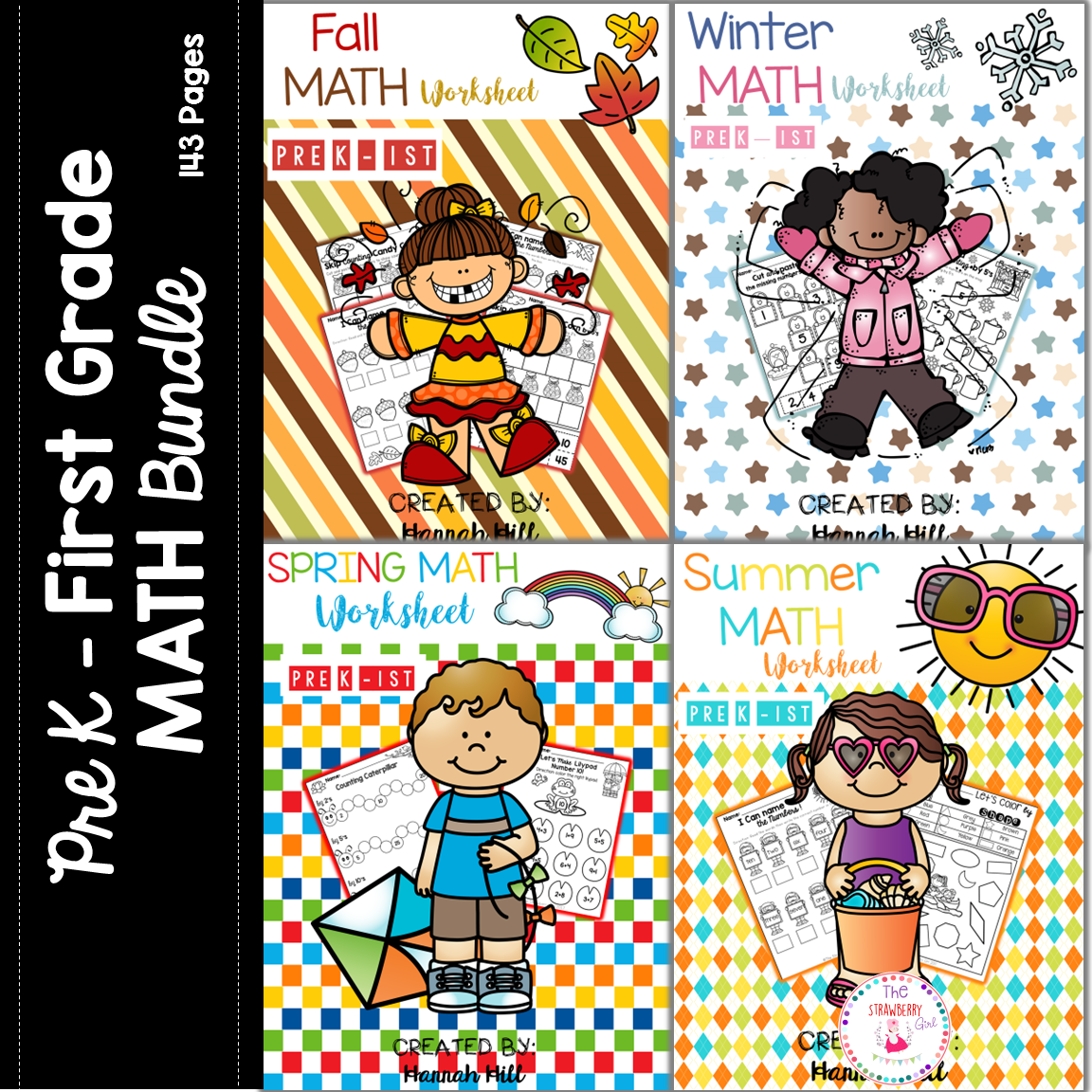 Kindergarten Math Worksheets