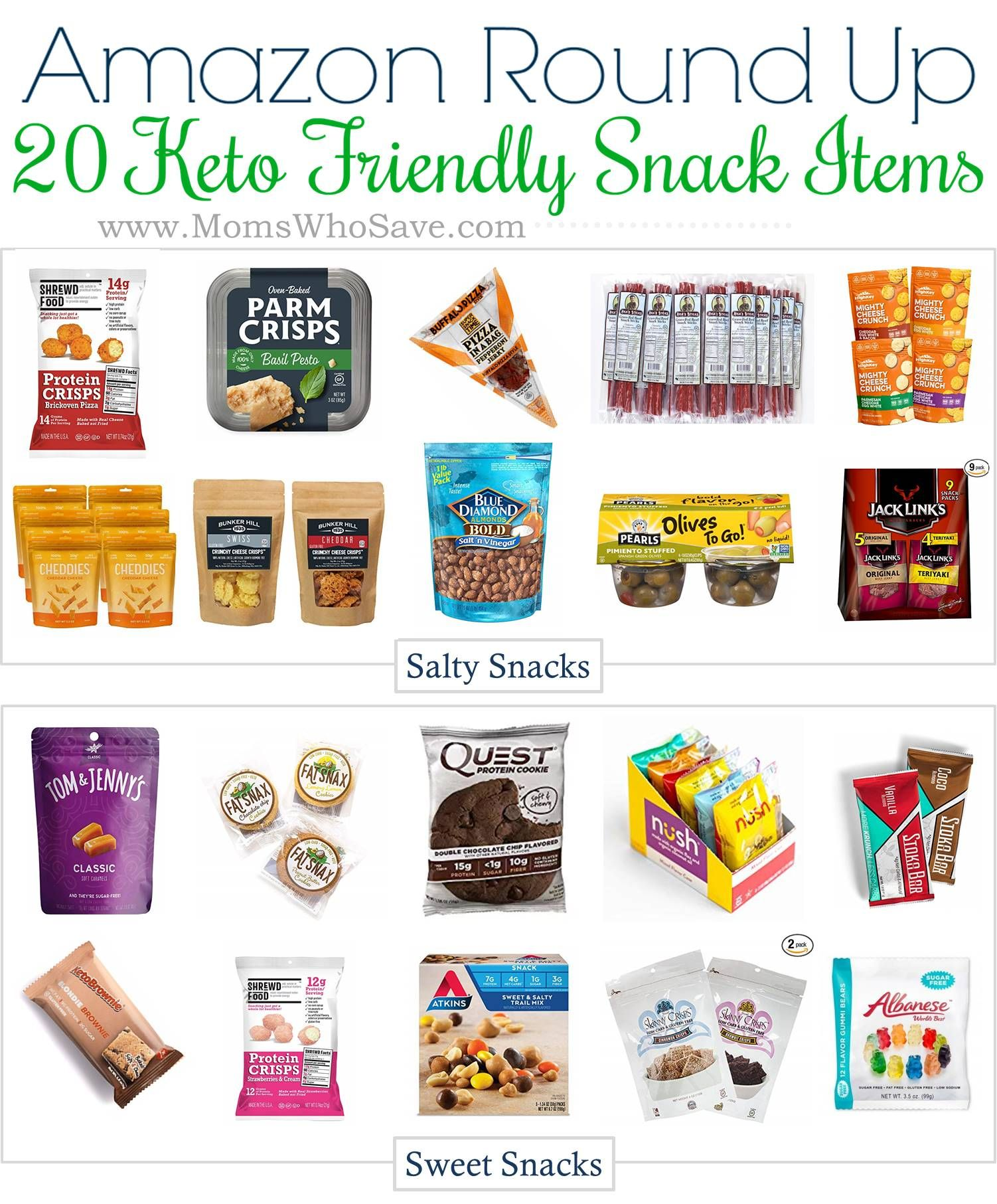 20 Keto-Friendly Snacks to Buy Online | Keto snacks to buy ...