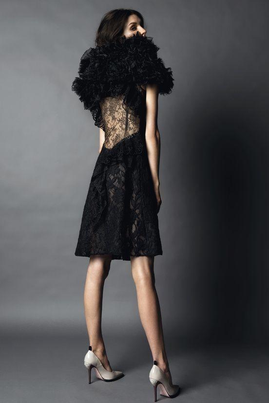 Nina Ricci. Fall/Winter 2013/2014. Women's wear.