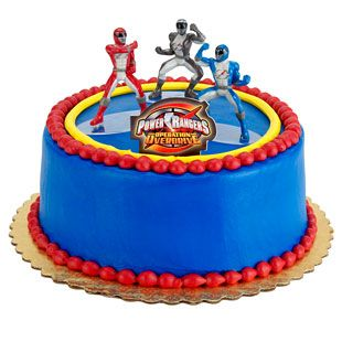 Power Ranger Cake on Pinterest Power Ranger Party, Power ...