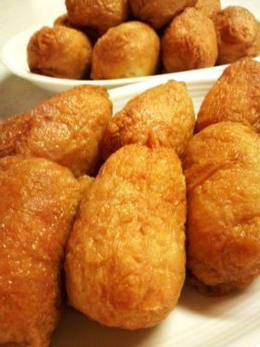 Inari Sushi For Hanami Or Sports Day Recipe Korean Foodjapanese