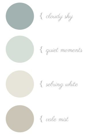 Diy Beach Whimsy Paint Colors For Home Paint Colors Favorite