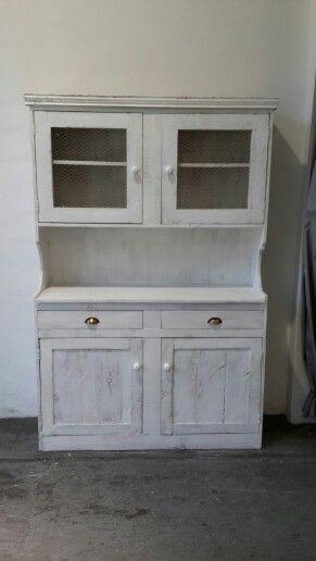 Mueble de campo con alambre de gallinero 1.20 x 0.40 x 1.80 ...