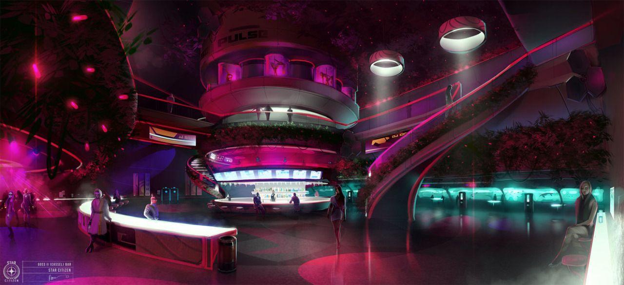 Goss Cassel bar concept art by Samuel Whitehead