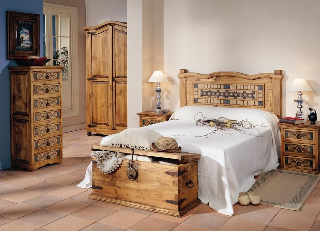 Dormitorios rusticos mexicanos inspiraci n de dise o de for Diseno de interiores dormitorios