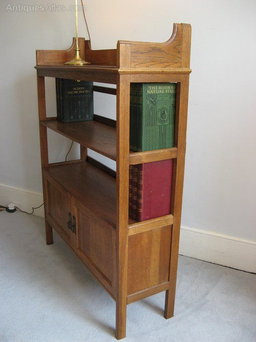 Arts And Crafts Bookshelf By Harris Lebus Antiques Atlas