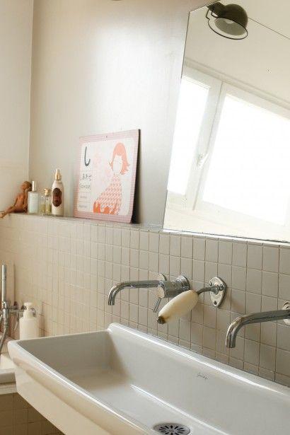 59 best Salle d\u0027eau images on Pinterest Bathroom, Bathroom ideas