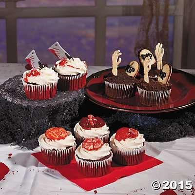 Diy zombie cupcakes recipe food pinterest diy zombie cupcakes recipe forumfinder Images