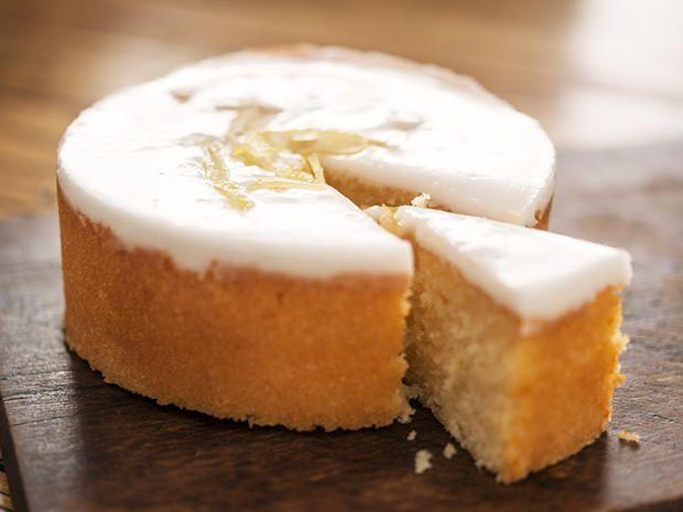Sicilian lemon cake - recipe with picture#cake #lemon #picture #recipe #sicilian