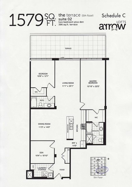 Layout 502 Markedup For Condo House Design Condo