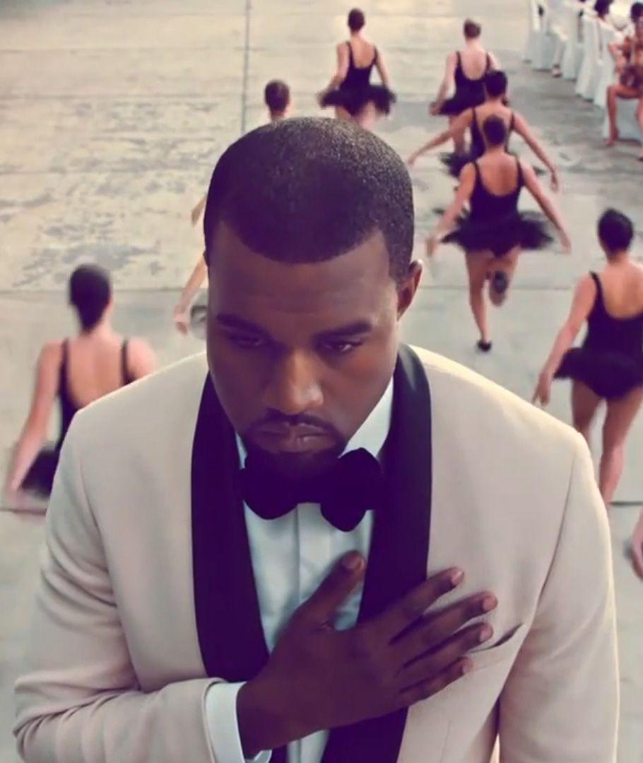 Kanye West Wearing Phillip Lim In Runaway Kanye West Kanye Kim And Kanye