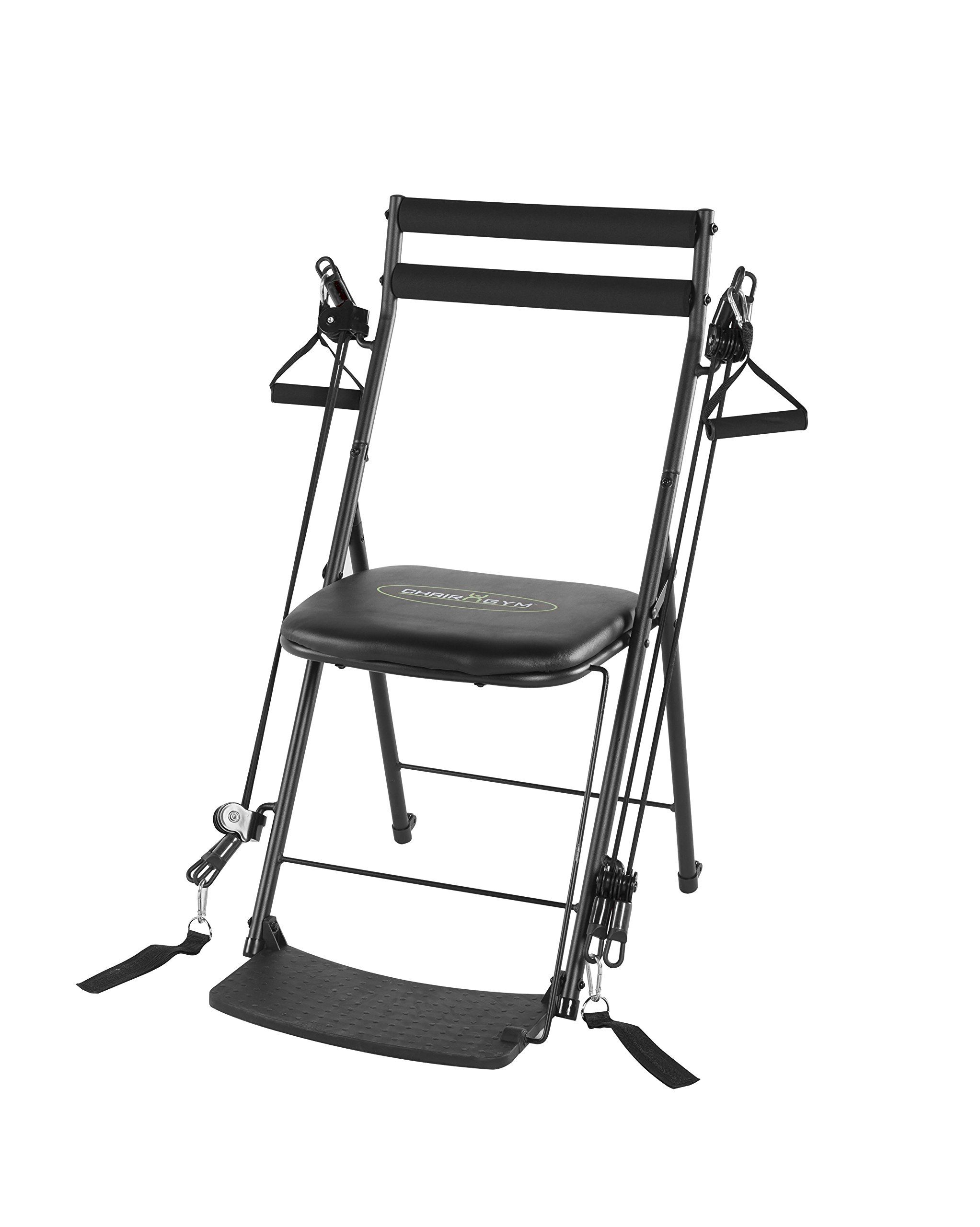 Chair Gym Total Body Workout Chair Gym Black Want Additional Info Click On The Image This Is An Affiliate Lin Total Body Workout Fitness Body At Home Gym