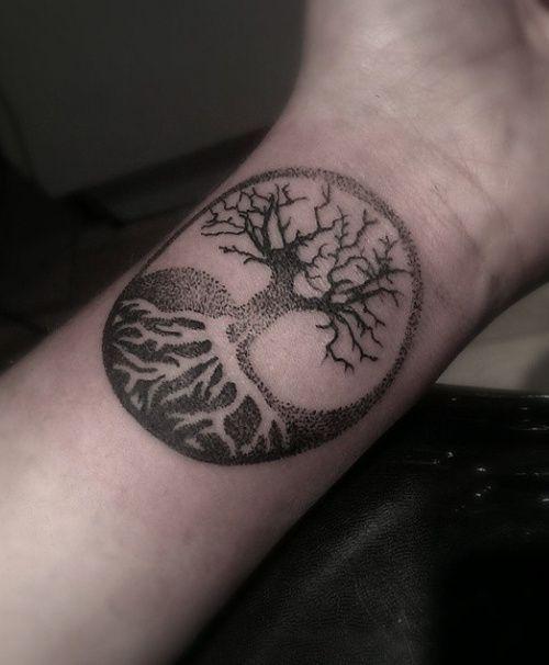 Image result for yggdrasil tattoo   tatts   Pinterest ...