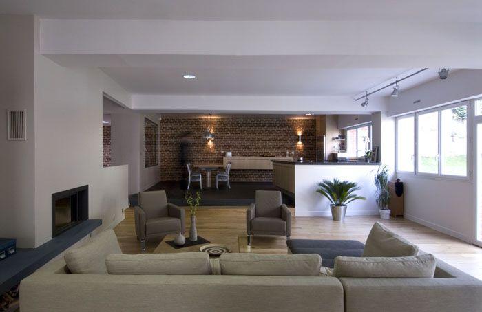 Architectes-paris - Aménagement d\u0027un ancien plateau vide de 210