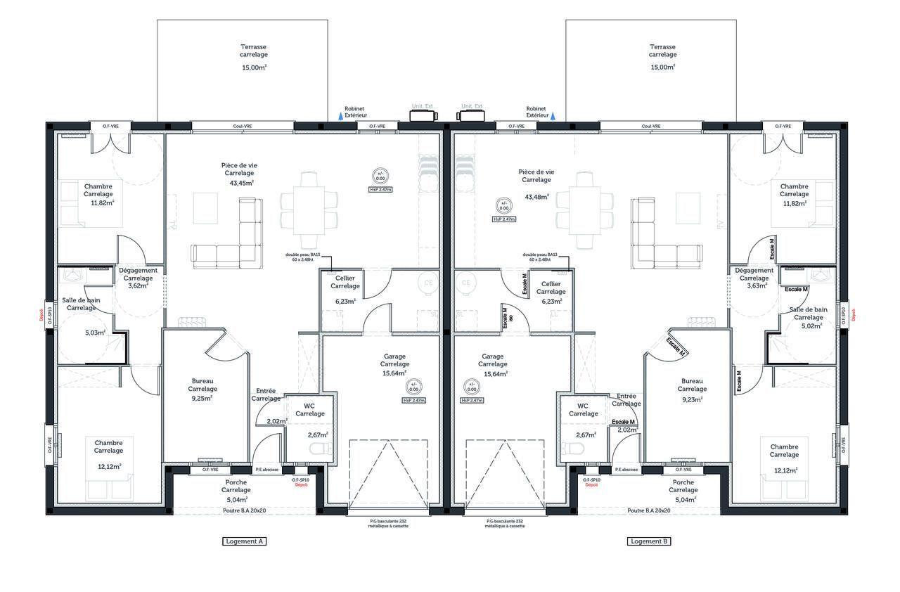 8 Plan Maison Girolle Garage Plans How To Plan Good Company