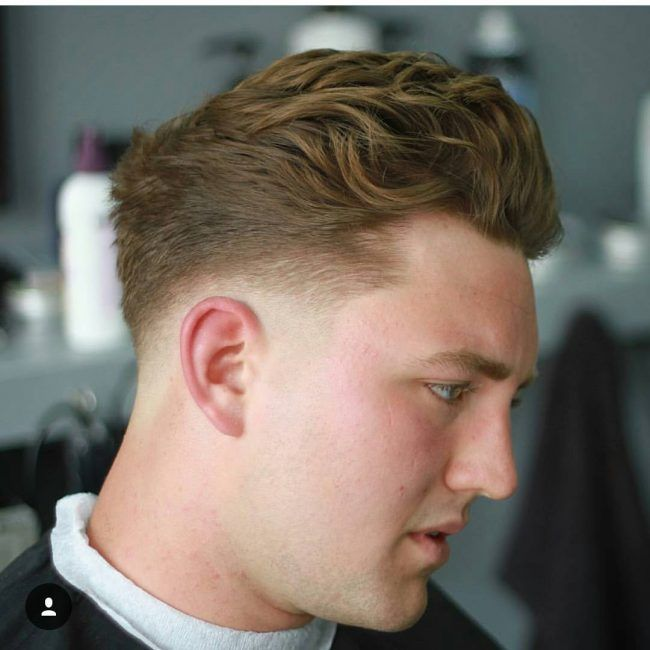 Front Flip Mens Hairstyles Short Curly Hair Styles Mens Hairstyles