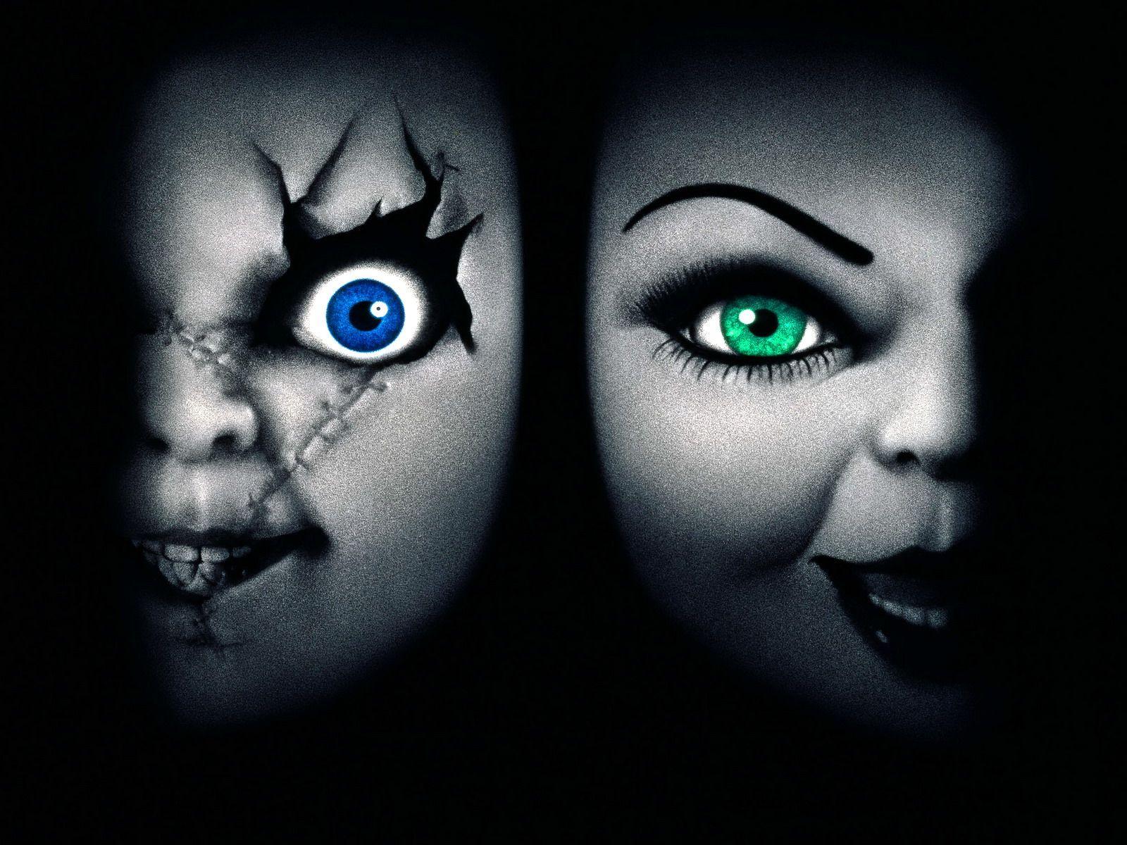 Chucky & Tiffany Tattoos Pinterest