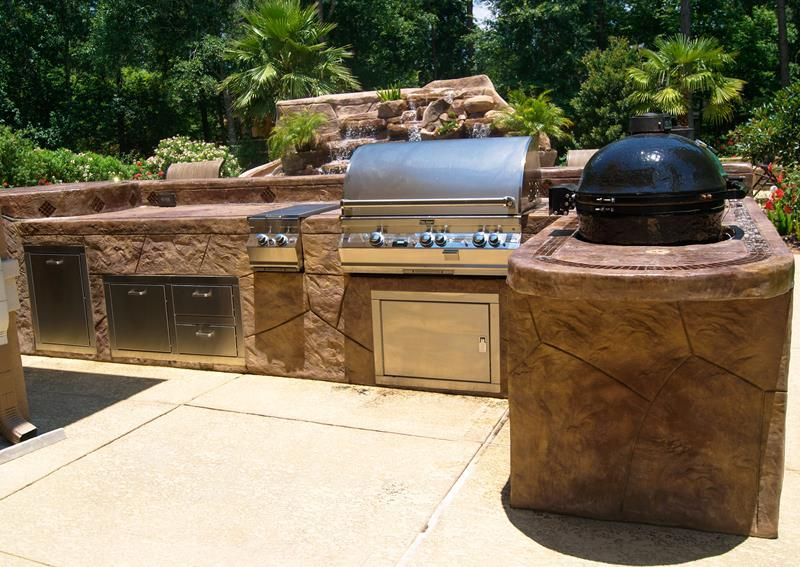 47 Outdoor Kitchen Designs And Ideas  Page 3 Of 9  Kitchen Stunning Outdoor Kitchen Designs Houston Inspiration Design
