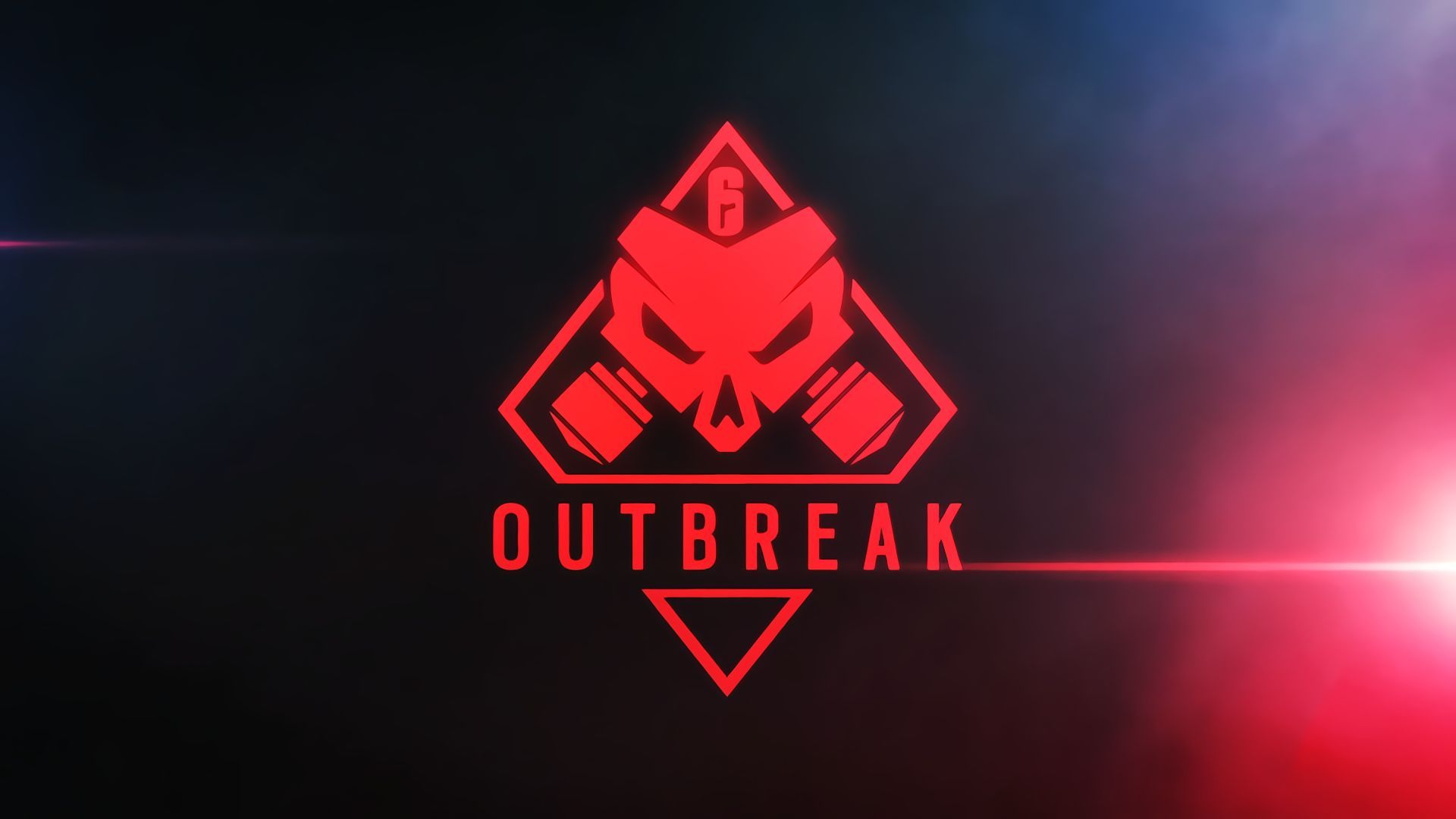 Tom Clancy S Rainbow Six Siege Outbreak Poster Logo 4k Horizontal Rainbow Tom Clancy S Rainbow Six Amazing Hd Wallpapers
