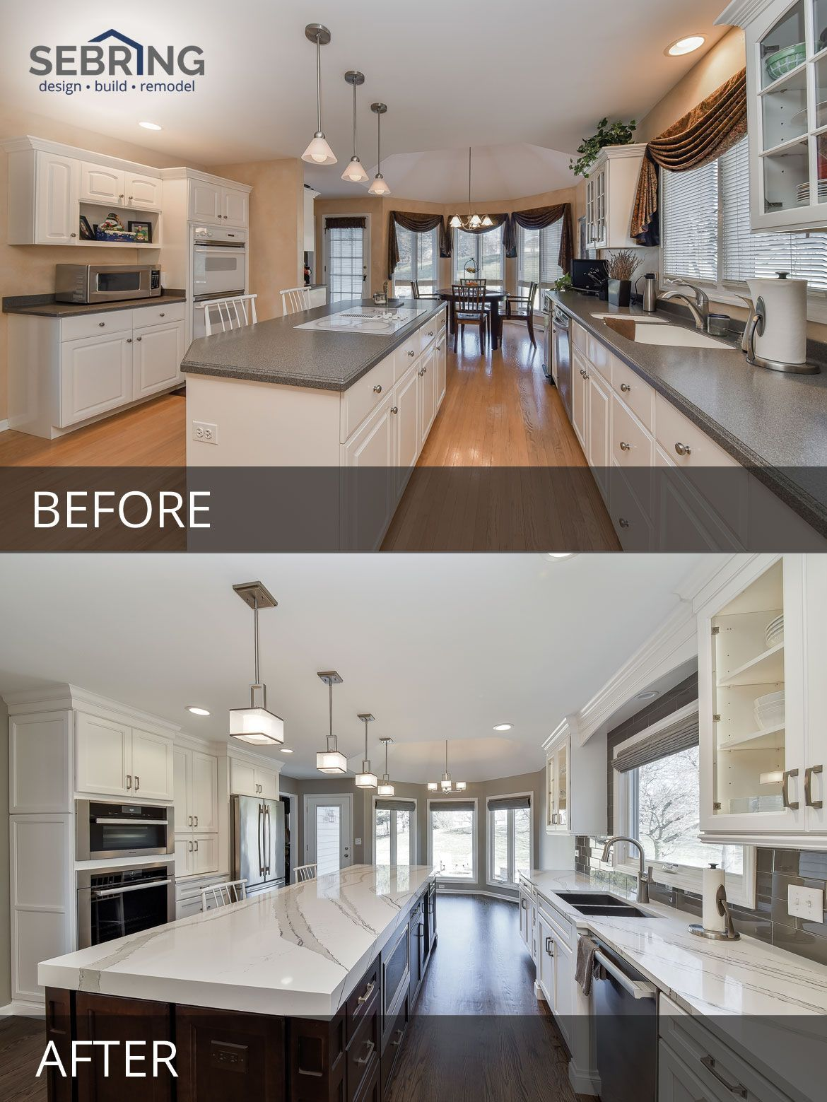 dave cathy s kitchen before after pictures in 2018 before rh pinterest com