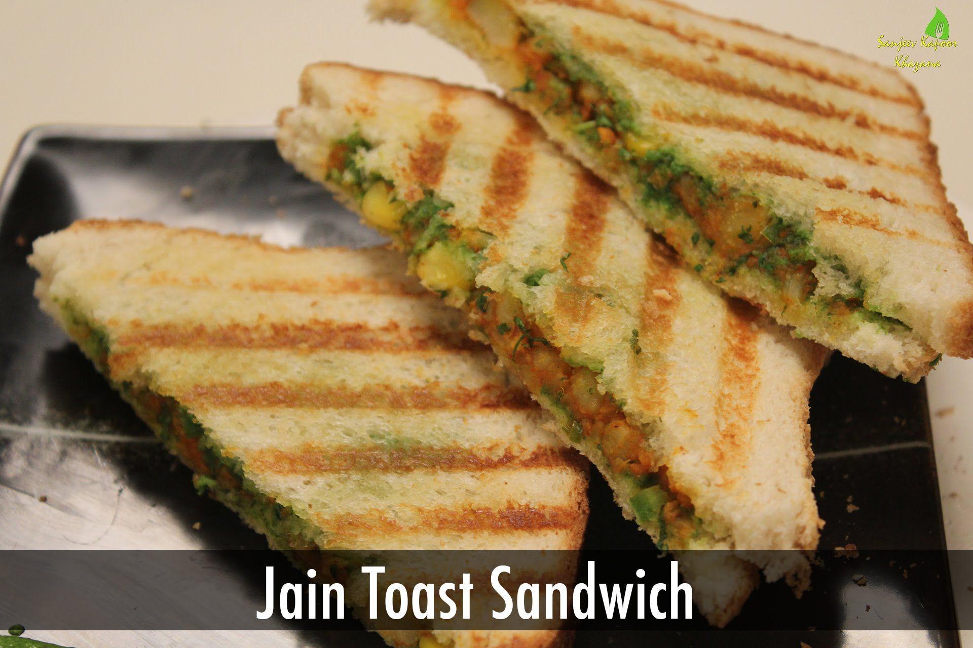 Jain toast sandwich jain cuisine sanjeev kapoors khana khazana jain toast sandwich jain cuisine sanjeev kapoors khana khazana forumfinder Choice Image