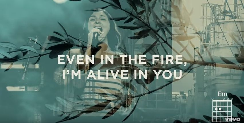 Sing along to another hit song from Jesus Culture's new