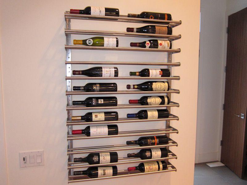 Grundtal wine rack wine rack ikea hackers and ikea hack for Ikea rack mount