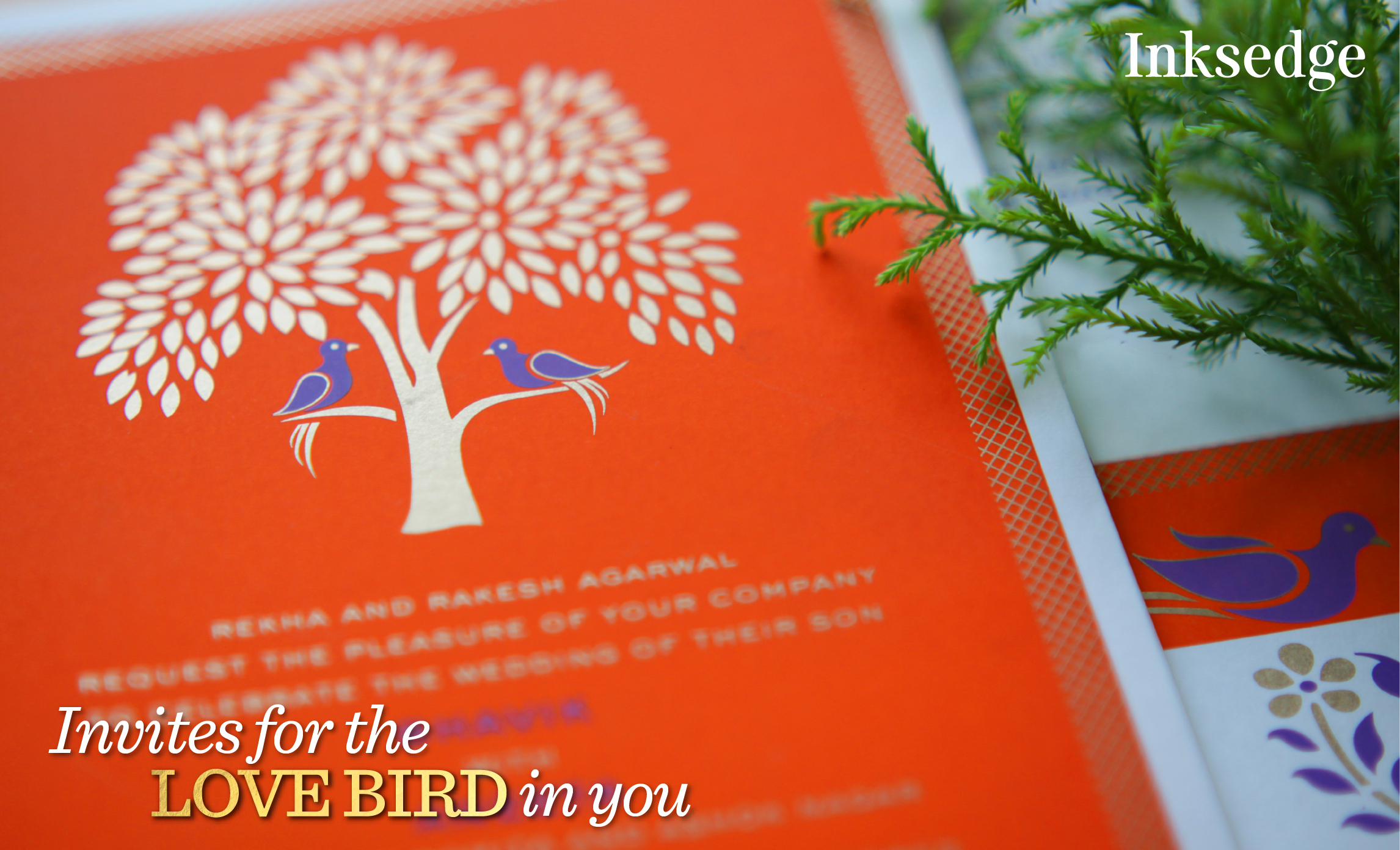 Beautiful Screen Printed Indian Wedding Cards | Designer Wedding ...