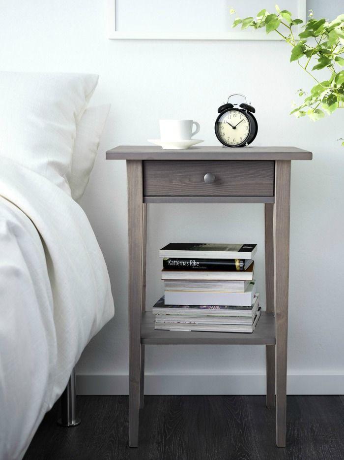 Best Favorite Narrow Nightstands For Small Space Bedrooms 400 x 300