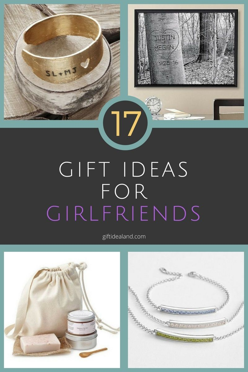 17 lovely gift ideas that any girlfriend will appreciate